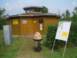 Imker Verein Bienen Oberhausen Bienenhaus Haus Ripshorst