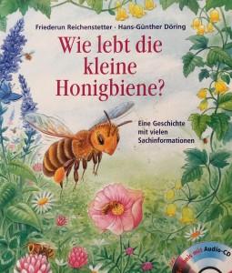 Buch Wie lebt die kleine Honigbiene